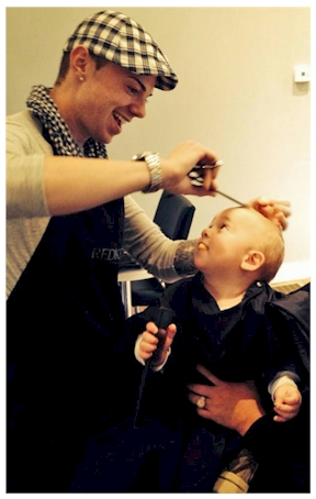 Children's Hair Cuts